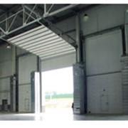 Ворота автоматические промышленные DoorHan фото