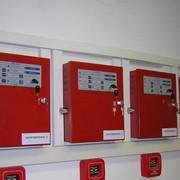 Монтаж пожарных систем в Алматы фото