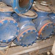 Клапаны (затворы) обратные поворотные КОП 80/160 варк фото