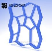 Изделия из полипропилена. Многоразовая форма для заливки садовых дорожек «Моя Дорожка». фото