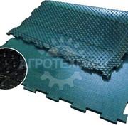НЕ резиновые (полимерные) и резиновые напольные покрытия для животноводства, коврик мат-подстилка для коров фото