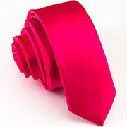 Галстук розовый фото