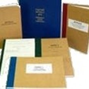 Книги и журналы учета бланков фото