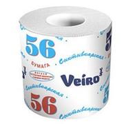 Туалетная бумага 56 Сыктывкар 1сл 1рул (х72) фото