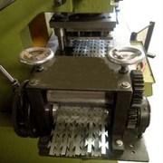 Станок для производства колючей проволоки  фото