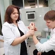 Консультация врача ортопеда фото