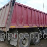 Самосвал МАН ТГА 480, выпуск 2011г, грузоподъемность 40 тонн, колесная формула 8х4, фото