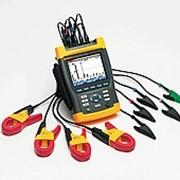Анализаторы сети электропитания Fluke 434 и Fluke 435 - Анализаторы качества электропитания фото