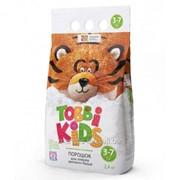 Детский стиральный порошок Tobbi Kids 3-7 лет, пакет 2,4 кг фото