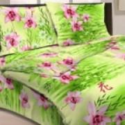 Ткань постельная Бязь 125 гр/м2 150 см Набивная цветной 3790-1/S536 TDT фото