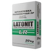Шпаклевка полимерная финишная белая Latonit LR фото