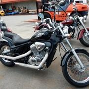 Мотоцикл чоппер No. B5144 Honda STEED 400 VLX фото