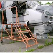 Стремянка авиационная СТС-600-2 фото