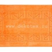 Коврик Banyolin из 1- шт 55х90см(оранж)(1/40) фото