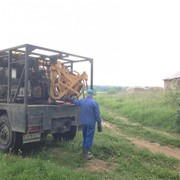 Прочистка трубопроводов, мусоропроводов, очистка емкостей фото