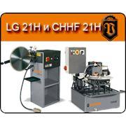 Станки для заточки дисковых пил LG21H и CHHF21H фото