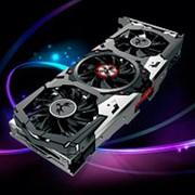Colorful NVIDIA GeForce 1080 GTX 1847 Mhz PCI-E 8 Gb 10010 Mhz 256 bit 3xDisPlayport 1xHDMI 1xDVI GTX 1080 U-TOP 8 GB фото