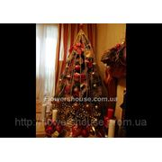 Украшение новогодней елки, новогоднее оформление домов,квартир, офисов, ресторанов. фото