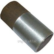 Полусгон стальной 50 2 дюйм, арт.20601 фото