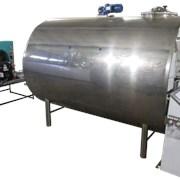 Охладитель молока закрытого типа на 2000 литров фото