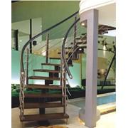Лестницы на косоурах от производителя фото