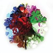 Растяжка с украшениями- шар фото