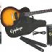 Гитары EPIPHONE PLAYER PACK LP JUNIOR в Алматы