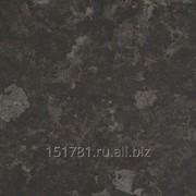 Пристеночный бортик овальный, Чёрный Q, 34х29 мм, L=4.2м фото