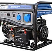 Бензогенератор TSS-SGG 7500Е фото