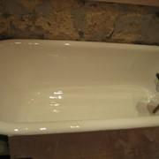 Реставрация, эмалирование ванн фото