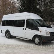 Аренда микроавтобусов в Самаре фото