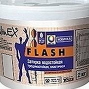 Затирка для швов плитки Flash светло-коричневая, 2 кг фото
