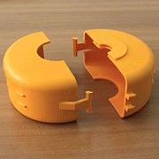 Кожух Защитный КЗП (полиэтиленовый) фото