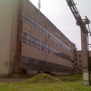 Производственные здания фото