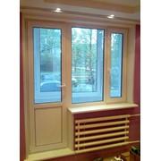 Металлопластиковые конструкции (окна, двери, балконные блоки, жалюзи ) фото