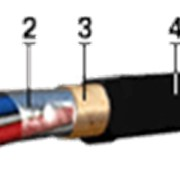 Кабель к термопреобразователю сопротивления, модель МКЭШ 5х0,75 фото
