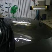 Ремонт автомобилей побитых градом фото