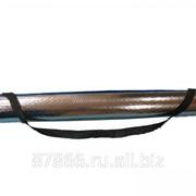 Коврик пляжный с ручкой/натурал. тростник, алюмин. подкладка (60*180), арт. 8614 62807 фото