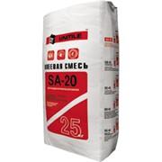 Клеевая смесь для укладки керамической плитки SA20 фото