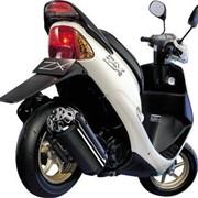 Мопед, скутер Honda Live Dio ZX STEEL AF 35 фото