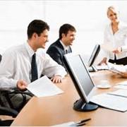Подготовка бухгалтерских документов фото