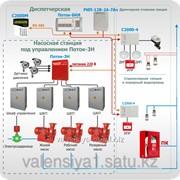 Централизованная система водяного пожаротушения фото