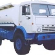 Автоцистерна НЕФАЗ-66065-10 фото