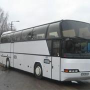 Запчасти для автобуса Neoplan 116 1989 г.