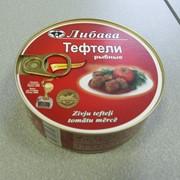 Тефтели рыбные в томатном соусе фото