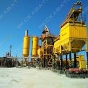 Афальтосмесительная установка Кредмаш ДС 168 фото
