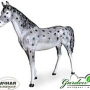 Садовая фигура Конь фото