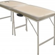 Складной массажный стол М137-03 фото