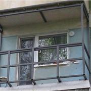Отделка балкона сайдингом, для лоджии лучше профнастил.