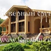Дома из сибирского кедра, стоительство домов в Симферополе